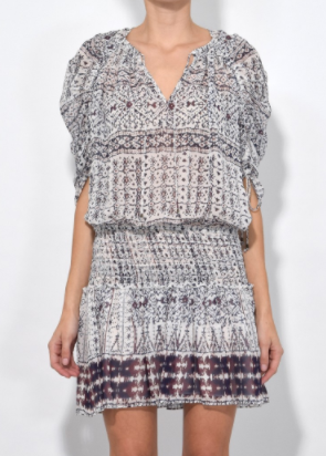 Ulla Johnson nour dress snow