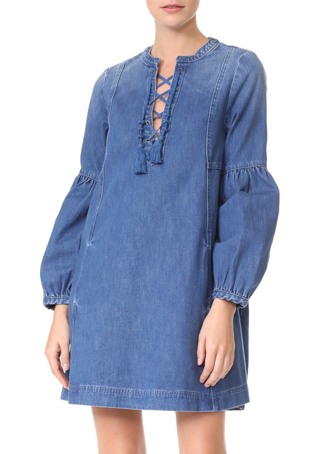 Ulla Johnson deren dress denim