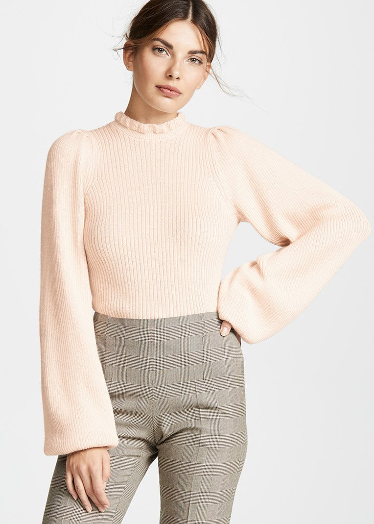 Ulla Johnson Altair pullover in cream