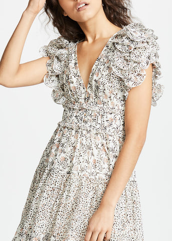 Ulla Johnson Ivy dress in pearl