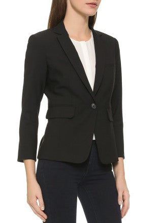 Veronica Beard black schoolboy jacket