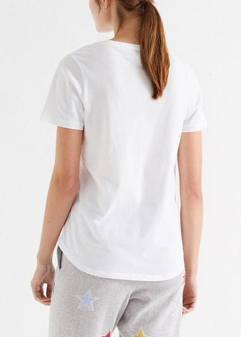 Chinti & Parker bonjour tee white