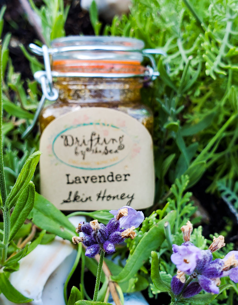 Lavender Skin Honey