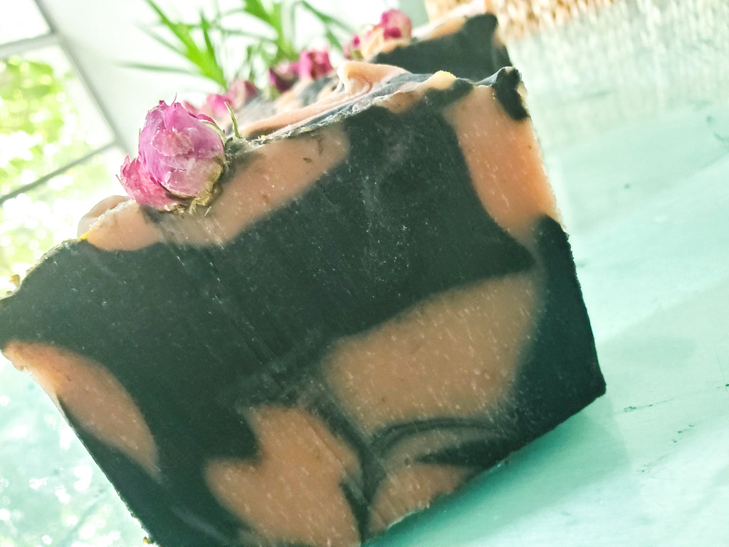 Cedar Rose Handmade Soap
