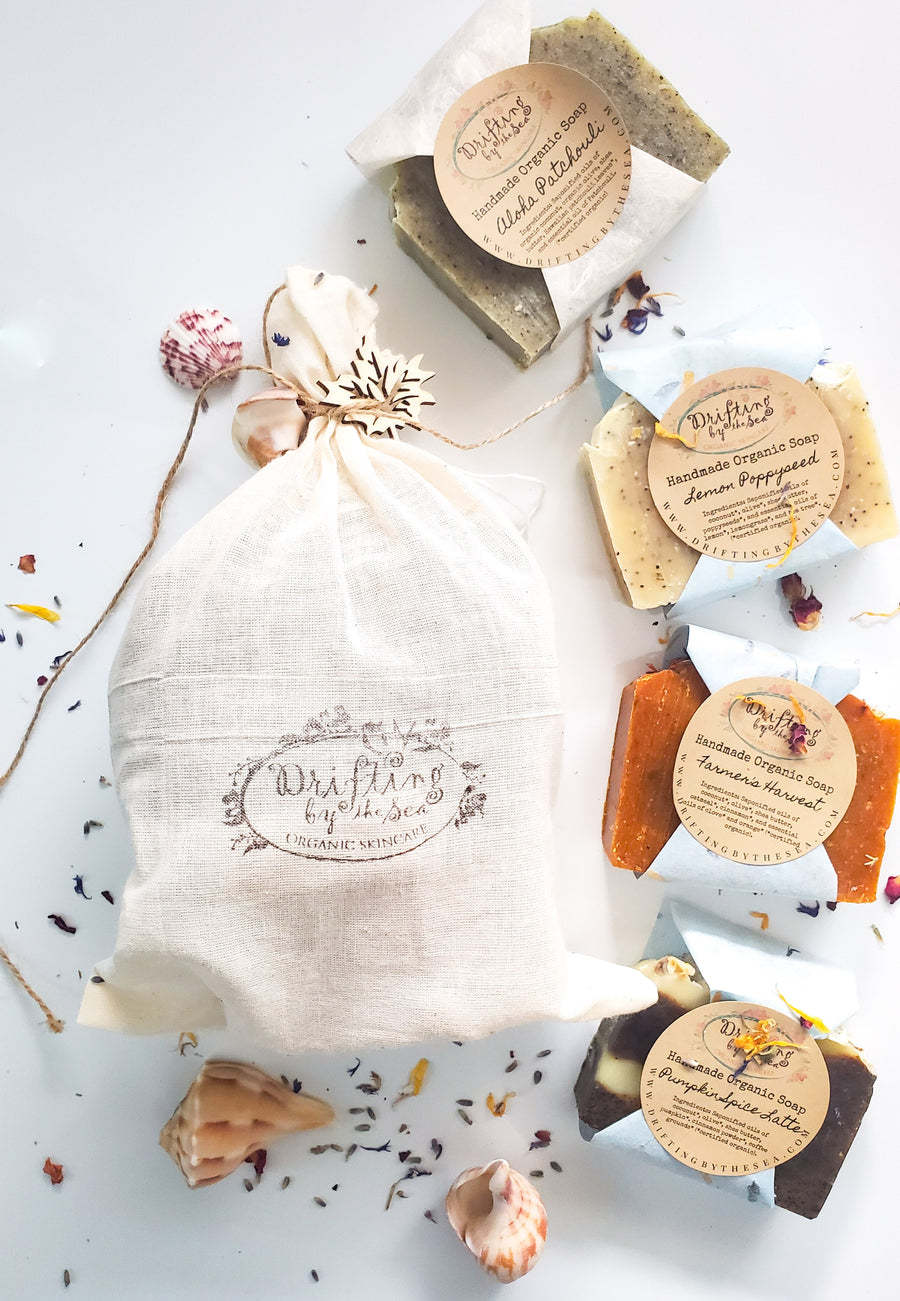 Handmade Soap Gift Bag
