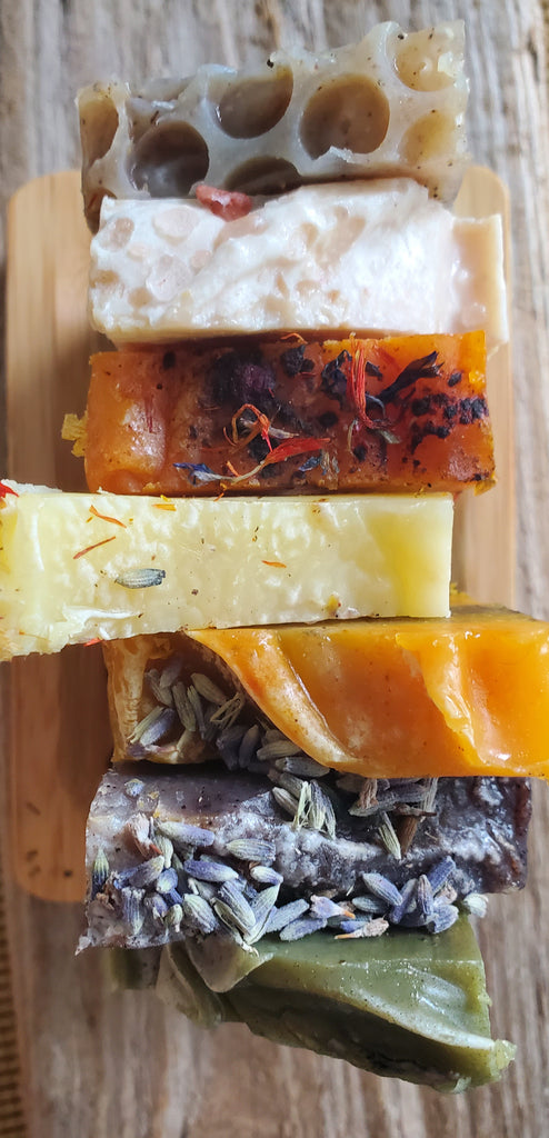 Handmade Soap Sampler Set