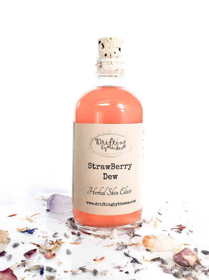 Strawerry Dew Herbal Skin Elixir