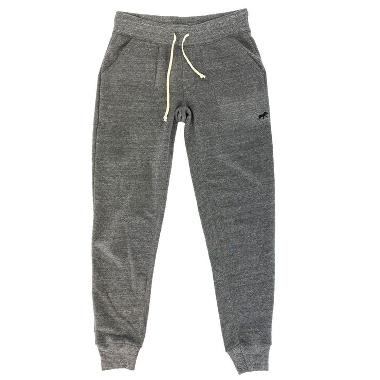Womens Active Jogger - Heather Gray