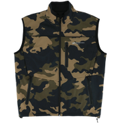 The Northcut Vest - Old school camo