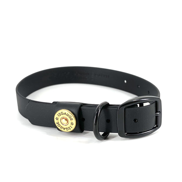 Chief Dog Collar - Black