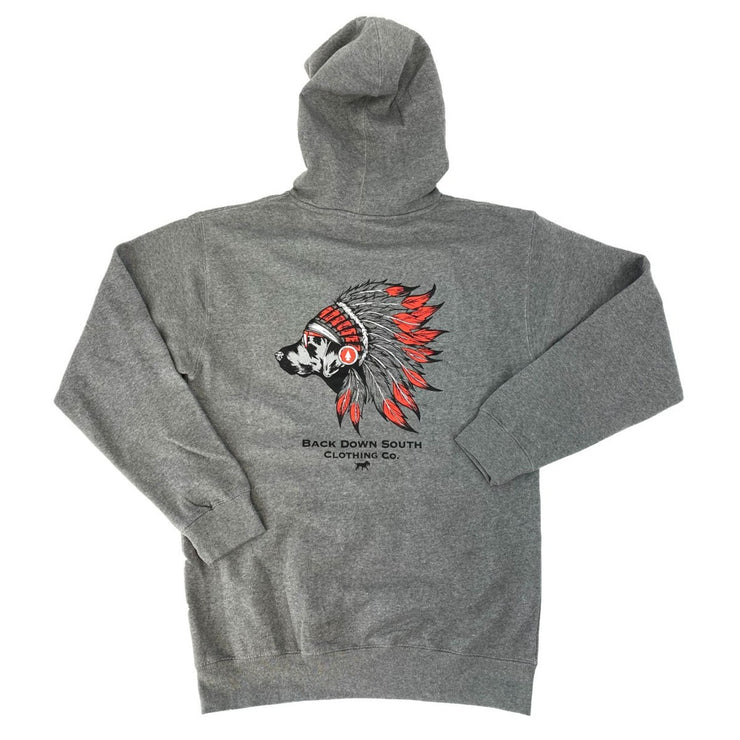 Chief 2.0 Hoodie - Heather Gray