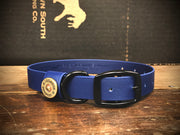 Chief Dog Collar - Deep sea