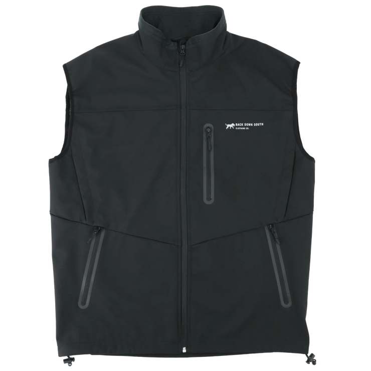 The Northcut Vest - Black