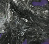 "Wed, Feb 26, 4-6p ""Acrylic Pour: After the Pour"" Houston Public Painting Class"