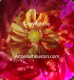 "Sat, Sep 19, 9-11am ""Alcohol Inks"" Public Houston Kids Paint Class"