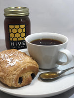 Hive Bee Farm, Raw Unfiltered Honey, Half Pint