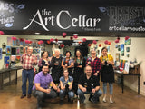 "Thu, Jul 18, 5-8pm ""Drinks & Designs"" Houston Wine & Painting Party"