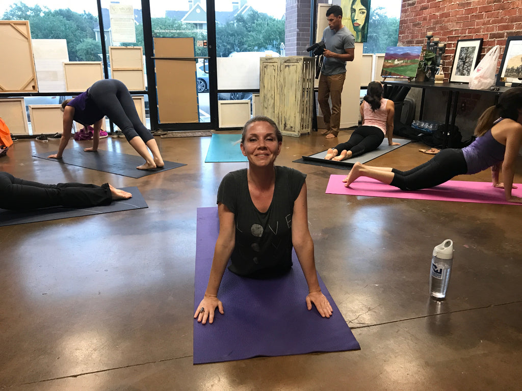 Tue, Jan 7, 7-8pm Tuesday Public Houston Yoga Class
