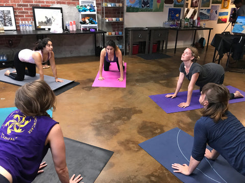 Tue, Oct 30, 7-8pm Twisted Tuesdays Public Houston Yoga Class