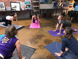 "Wed, Feb 5, 9-10am ""Yoga Circle"" Public Houston Hatha Yoga Class"