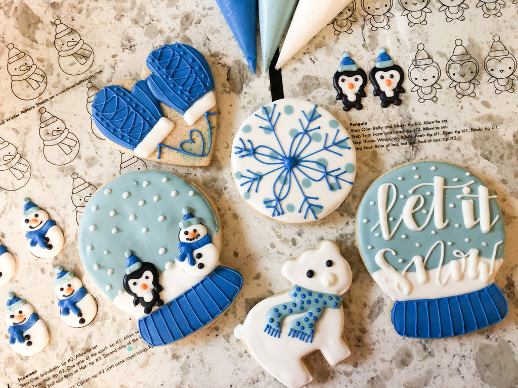 Sat, Jan 23, 1-3pm Cellar Sessions: Cookies & Cocoa Public DIY Cookie Decorating