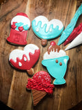 Thu, Feb 11, 6-8P Cellar Sessions: Cookies & Cocoa Public DIY Cookie Decorating Four Oaks