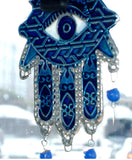 "Sun, May 8, 2-5pm ""Hamsa"" PRIVATE PARTY Houston Wine and Painting Class"