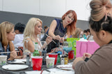 "Fri, Sep 6, 7-930pm ""Drinks & Designs"" Houston Wine & Painting Party"