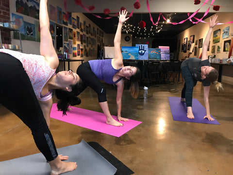 "Wed, Oct 3, 7-8pm ""Slow Flow Mojo"" Public Houston Yoga Class"