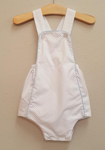 Stitchy Fish James Sunsuit