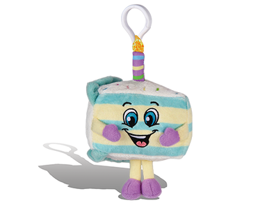 Whiffer Sniffers Birthday Cake Jake