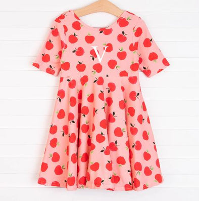 Leah Dress, Apples
