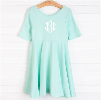 Leah Dress, Mint