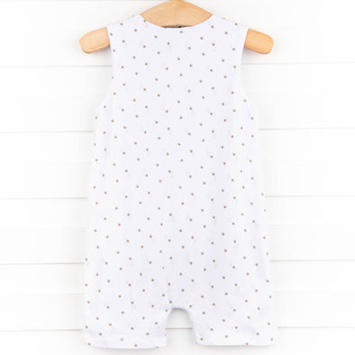 Be Mine Smocked Heart Dress, Red