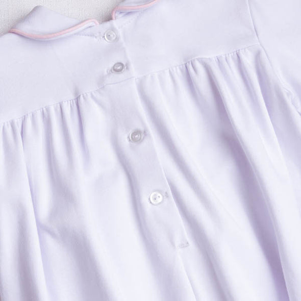 Lullaby Set Bailey Bubble, White