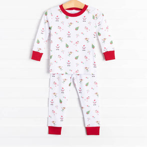Kissy Kissy North Pole Pajamas