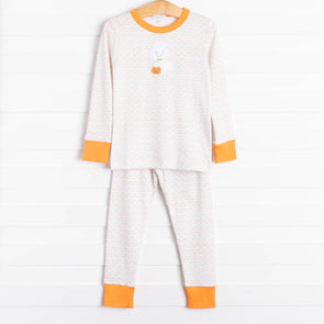Magnolia Baby Trick or Treat Pajamas