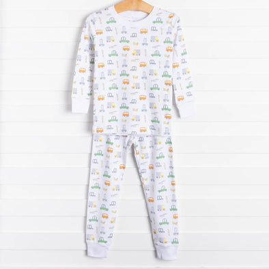 Kissy Kissy Wild Wheels Pajama