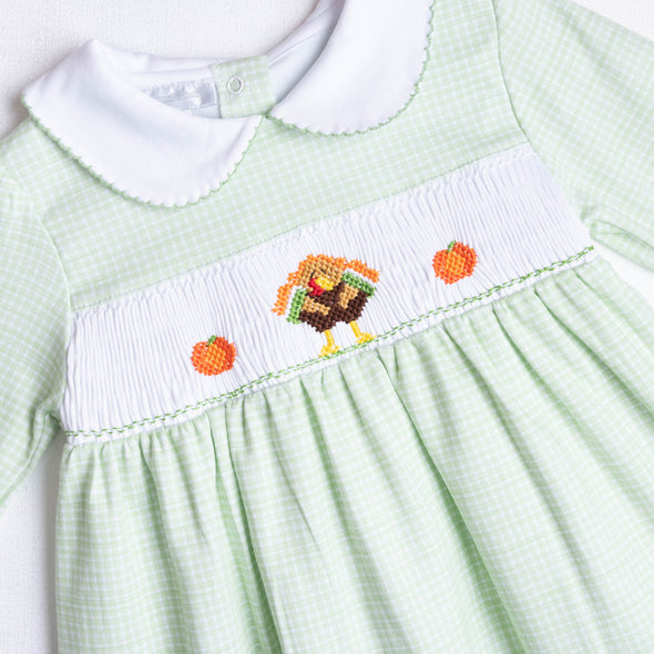 Magnolia Baby Lil Turkey Dress
