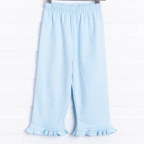 Lullaby Set Girl Pant Lt Blue
