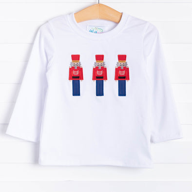 Toy Soldier Applique Shirt