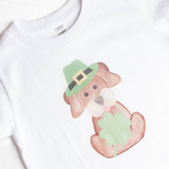 St. Pawtrick's Day Graphic Tee