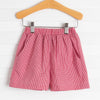 Woven Boy Pocket Shorts