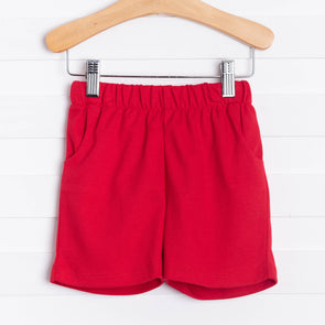 Knit Boy Pocket Short, Solid (4 Colors)