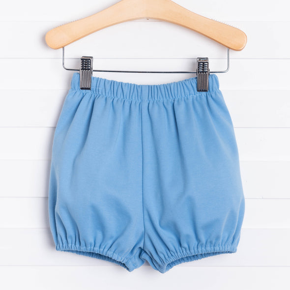 Knit Boy Bloomer Short, Solid (4 Colors)
