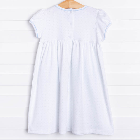 Macy Popover Dress with Pockets