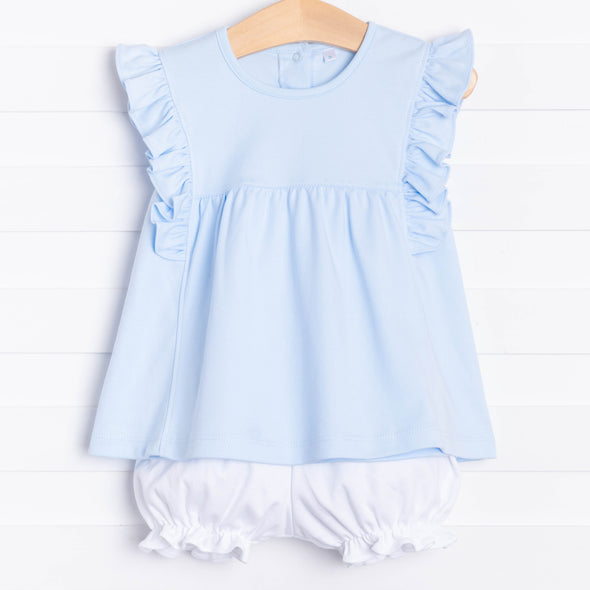 Lillie Flutter Bloomer Set