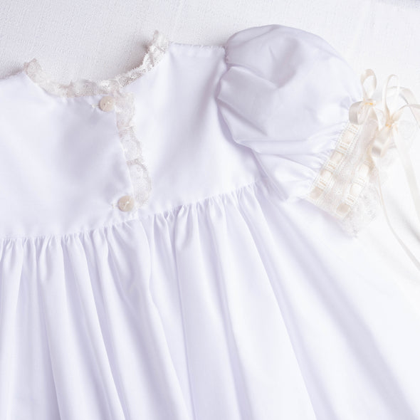 Treasured Memories Jenna Dress, White