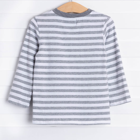 Smooth Sailing Striped Shirt