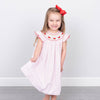 Watermelon Treats Smocked Dress